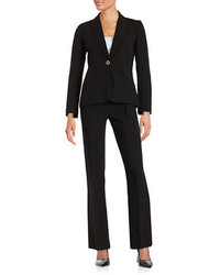 Tahari Arthur S Levine Two Piece Pants Suit