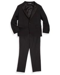 Dolce & Gabbana Toddlers Little Boys Two Piece Suit Jacket Pants Set