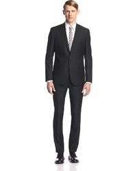 Ben Sherman Tone On Tone Stripe Suit