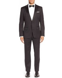 Trim fit wool tuxedo medium 378902