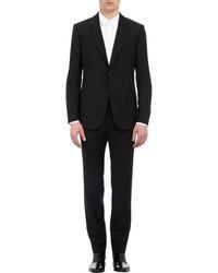 Alexander McQueen Two Button Suit