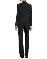 Versace Two Piece Pantsuit Black