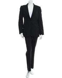 Dolce & Gabbana Wool Pant Suit