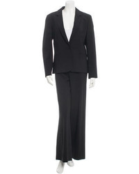 Calvin Klein Collection Wool Pantsuit