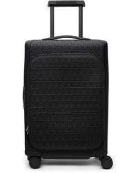 Salvatore Ferragamo Black Gancini Suitcase