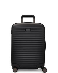 Ermenegildo Zegna Black Leggerissimo Cabin Suitcase