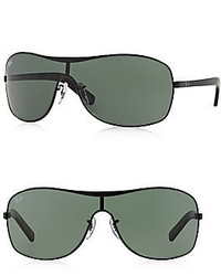 Ray-Ban 34mm Shield Sunglasses