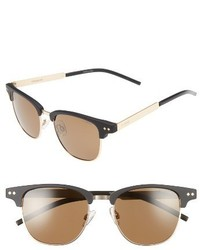 Polaroid 51mm Polarized Cat Eye Sunglasses