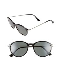 Persol 51mm Polarized Sunglasses