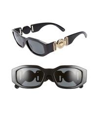Versace 53mm Square Sunglasses