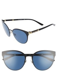Tory Burch 55mm Cat Eye Sunglasses Black