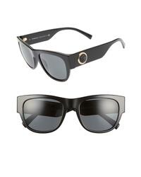 Versace 55mm Sunglasses