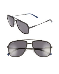 Salvatore Ferragamo 57mm Navigator Sunglasses