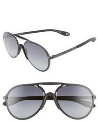 Givenchy 57mm Sunglasses Black Grey Gradient