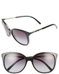 Burberry 57mm Sunglasses Black