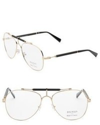 Balmain 59mm Aviator Optical Sunglasses