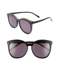 Stella McCartney 59mm Cat Eye Sunglasses