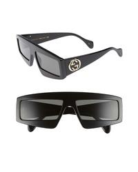 Gucci 61mm Square Sunglasses