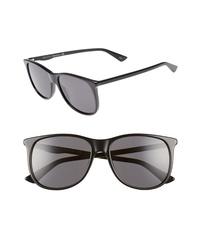 6edbb5e97d Men s Black Sunglasses by Gucci