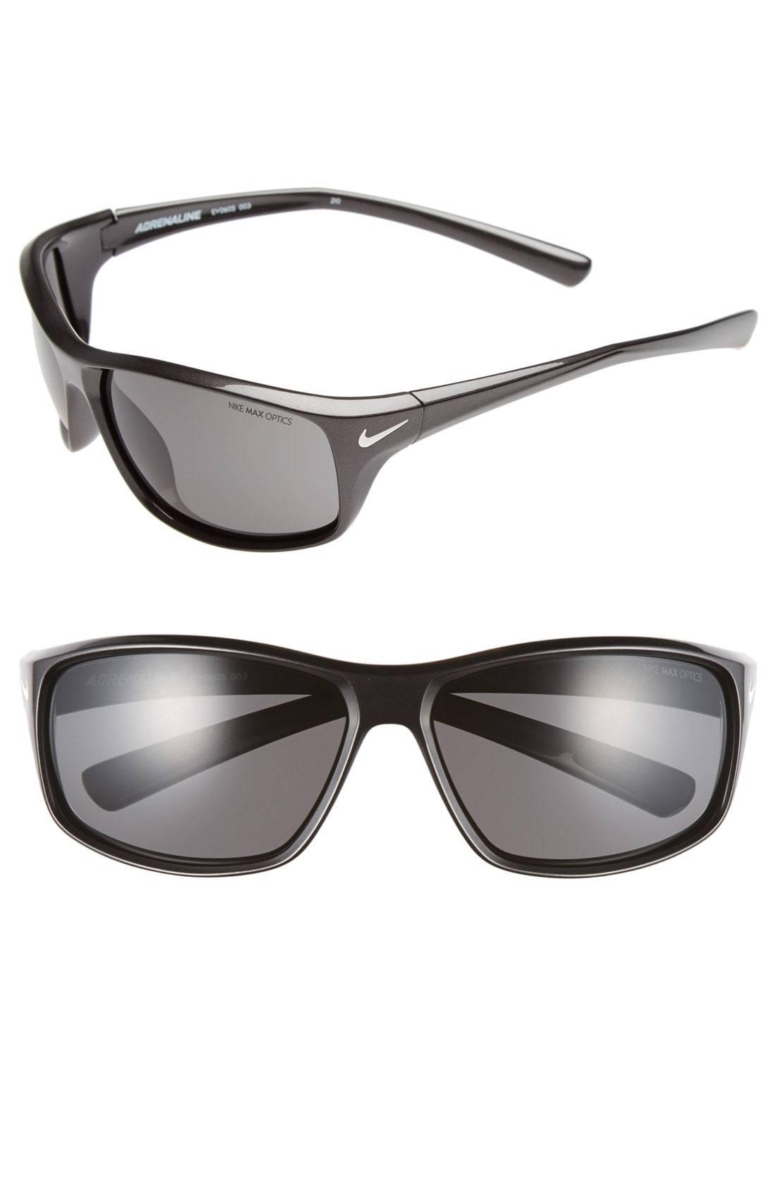Nike Adrenaline 64mm Sunglasses