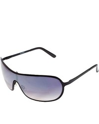 Arizona Black Shield Sunglasses