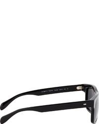 Oliver Peoples Black Becket Sunglasses