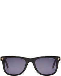 Tom Ford Black Leo Sunglasses
