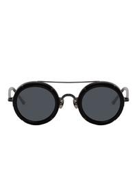 Matsuda Black M3080 Sunglasses