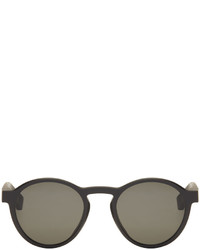 Maison Margiela Black Mykita Edition Mmraw002 Sunglasses