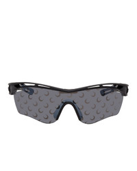 Marine Serre Black Rudy Project Edition Moon Sunglasses