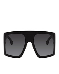 Dior Black Solight1 Sunglasses