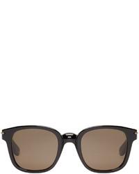 Givenchy Black Square Acetate Sunglasses