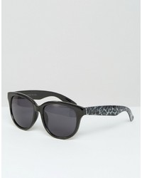 Vero Moda Black Sunglasses