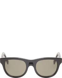 A.P.C. Black Super Edition Sunglasses