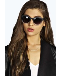 Boohoo Eliza Ombre Frame Sunglasses