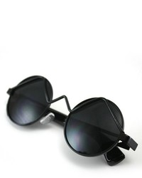 ChicNova Rock Style Small Frame Sunglasses