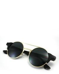 ChicNova Vintage Concave Shape Sunglasses