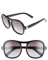 Chloé Chloe Marlow 56mm Gradient Lens Sunglasses