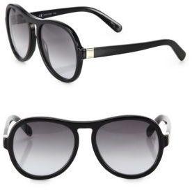 7504bdea11e1 ... Chloé Chloe Marlow 59mm Aviator Sunglasses ...