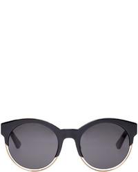 Christian Dior Dior Black Sideral1 Sunlgasses