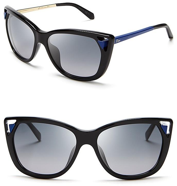 13dc45479501c ... Christian Dior Dior Chromatic 1 Cat Eye Sunglasses