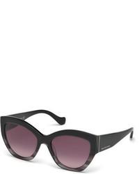 Balenciaga Chunky Cat Eye Sunglasses