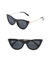 NEM Cruise 50mm Cat Eye Sunglasses