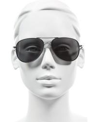 35418d868c7 ... Oakley Elmont 58mm Polarized Aviator Sunglasses Lead Black Iridium P ...