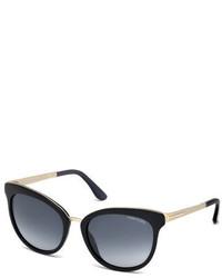 Tom Ford Emma Gradient Cat Eye Sunglasses