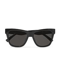 Le Specs Escapade Square Frame Acetate Sunglasses
