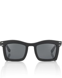 Roland Mouret Eyewear Black Novak Sunglasses