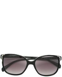 Prada Eyewear Squared Frame Sunglasses