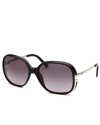 Fendi Square Black Sunglasses