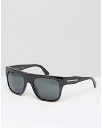 e9920cd12d Men's Black Sunglasses by Giorgio Armani | Men's Fashion | Lookastic.com